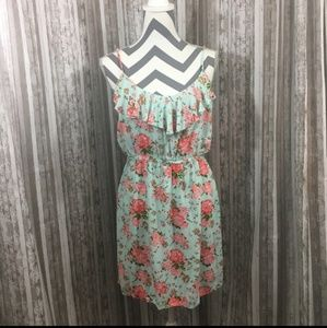 Xl Rue21 mint summer dress